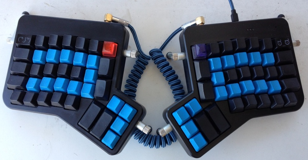 Starting Stenography with an Ergodox | Floor and Varnish